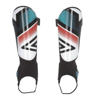 UMBRO Neo Shield Guard w/sock Blå/Hvit L Leggskinn med god passform